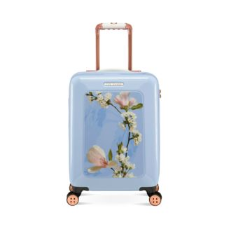 Harmony 4 Wheel Trolley Case, Small by Ted Baker