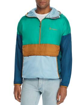 Cotopaxi - Teca Packable Lightweight Half-Zip Rain Jacket