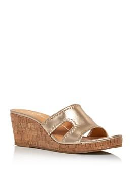 Jack Rogers - Women's Sloane Wedge Sandals