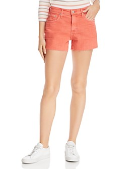 AG - Hailey Cutoff Denim Shorts in 1 Year Hi Faded Azalea