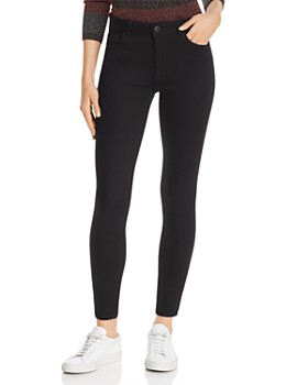 DL1961 - Farrow High Rise Skinny Jeans in Hail