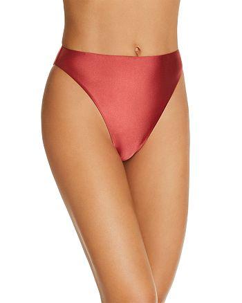 Dolce Vita - Trail Blazer High-Waist Bikini Bottom