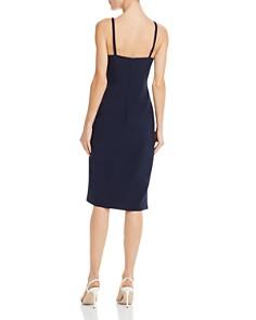 Eliza J - Faux Wrap Dress