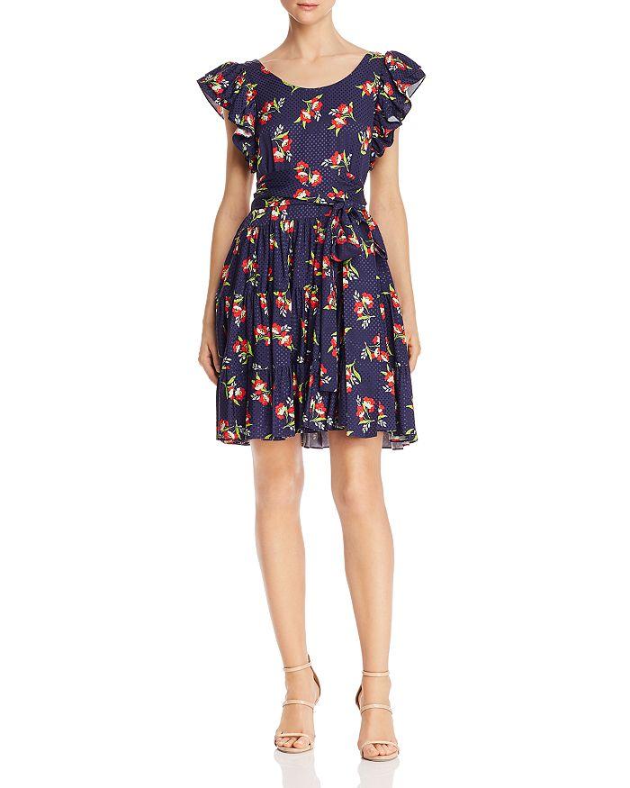 Jill Jill Stuart - Floral Print Dress