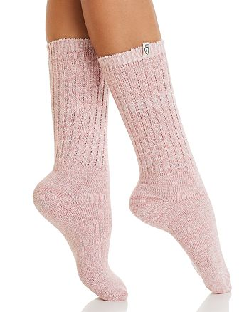 UGG® - Rib Knit Crew Socks