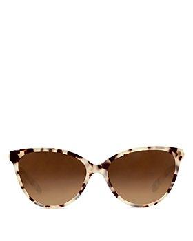 Krewe - Women's Monroe 24K Cat Eye Sunglasses, 58mm
