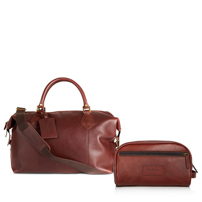 Barbour - Luggage Collection