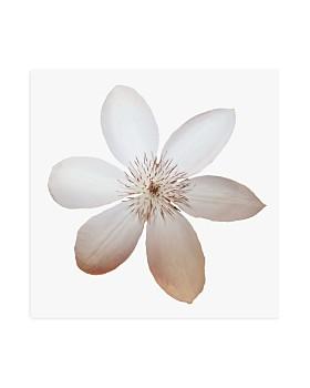 Art Addiction Inc. - White Flower Wall Art