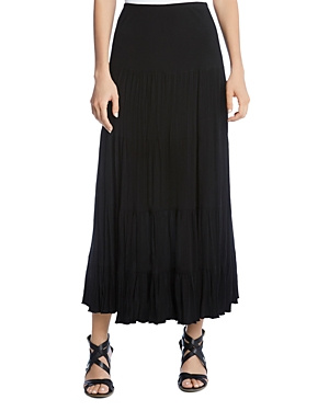 Karen Kane Skirts TIERED MAXI SKIRT