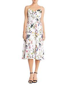 5d4bcdd76fc4e Bailey 44 Tarte Tatin Floral Off-the-Shoulder Top