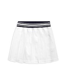 Ralph Lauren - Girls' Pleated Chino Skirt - Little Kid