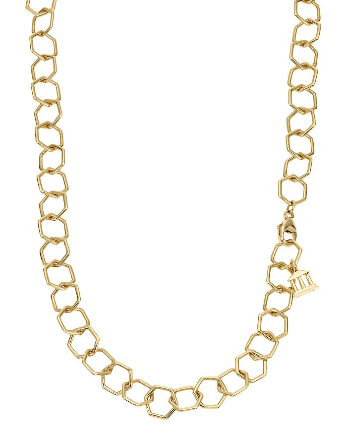 """Temple St. Clair - 18K Yellow Gold Small Beehive Chain, 32"""""""