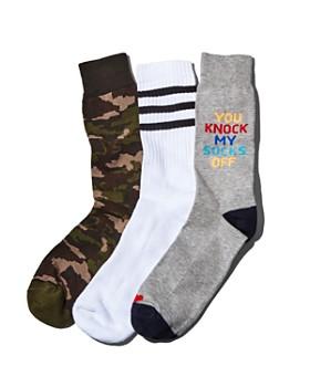 The Men's Store at Bloomingdale's - Camo Socks - 100% Exclusive
