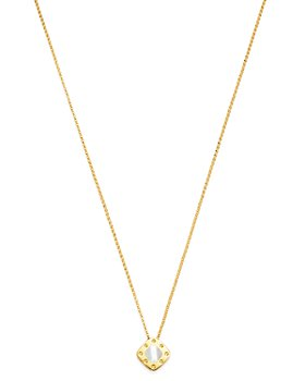 """Roberto Coin - 18K Yellow Gold Pois Moi Mother-of-Pearl Pendant Necklace, 17"""""""