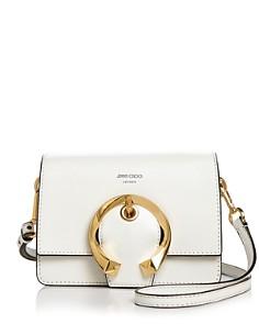 Jimmy Choo - Madeline Small Leather Shoulder Bag