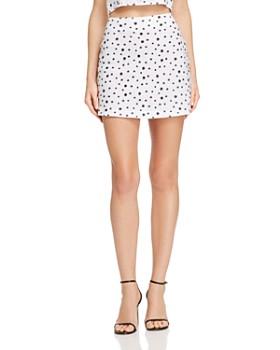 Bec & Bridge - Petite Fleur Mini Skirt