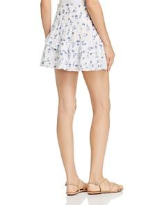 Parker - Valentina Floral Mini Skirt