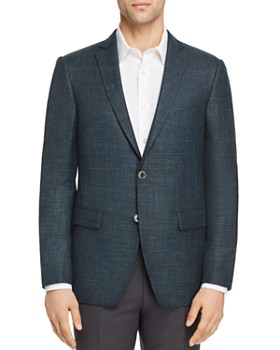 John Varvatos Star USA - Mélange Hopsack Slim Fit Sport Coat