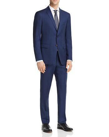 John Varvatos Star USA - Tonal Plaid Slim Fit Suit Separates