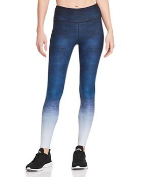 Wear It To Heart - High-Rise Ombré Leggings