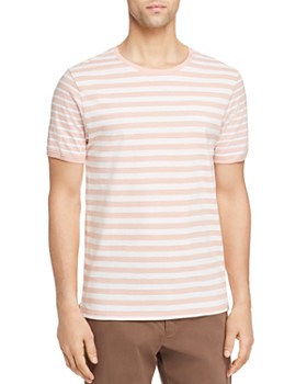 Sovereign Code - Skyline Mixed-Stripe Tee
