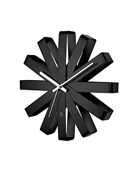 "Umbra - Ribbon 12"" Wall Clock"
