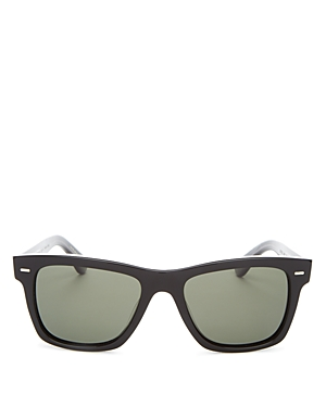 Oliver Peoples Men's Polarized Oliver Square Sunglasses, 54mm
