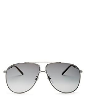 270240a4b1 Gucci Aviator Sunglasses - Bloomingdale s