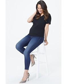 NYDJ - Skinny Maternity Ankle Jeans in Big Sur