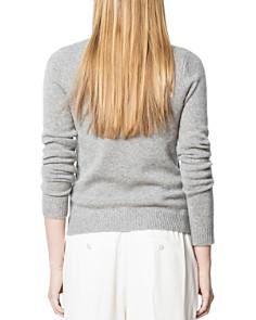 Zadig & Voltaire - Delly Cashmere Sweater