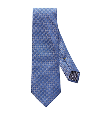 Eton Floral Neat Silk Classic Tie