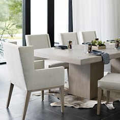 Bloomingdale's - Linea Dining Table