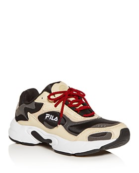9873af0b330f FILA - Women s Luminance Low-Top Sneakers ...