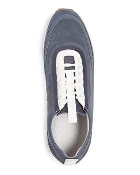 Grenson - Men's Sneaker 12 Suede Low-Top Sneakers