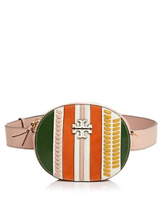 Tory Burch - McGraw Pieced Convertible Belt Bag