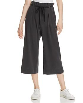 Nation LTD - Sookie Paperbag-Waist Wide-Leg Pants