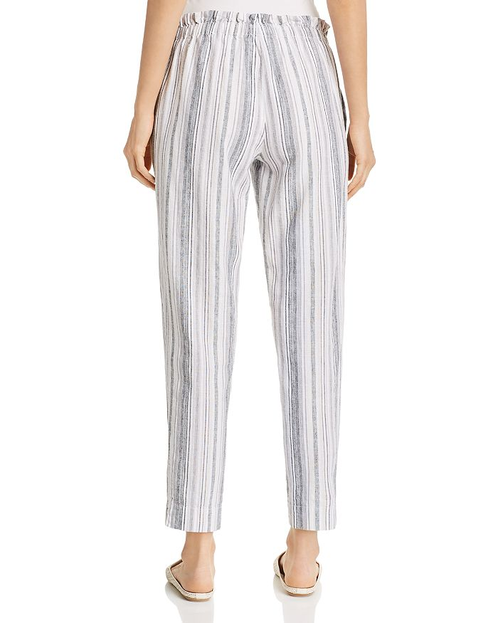 754a419d3a BeachLunchLounge Striped Tapered-Leg Pants | Bloomingdale's