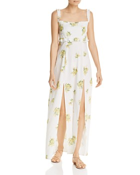 Show Me Your MuMu - Bristol Floral Maxi Dress