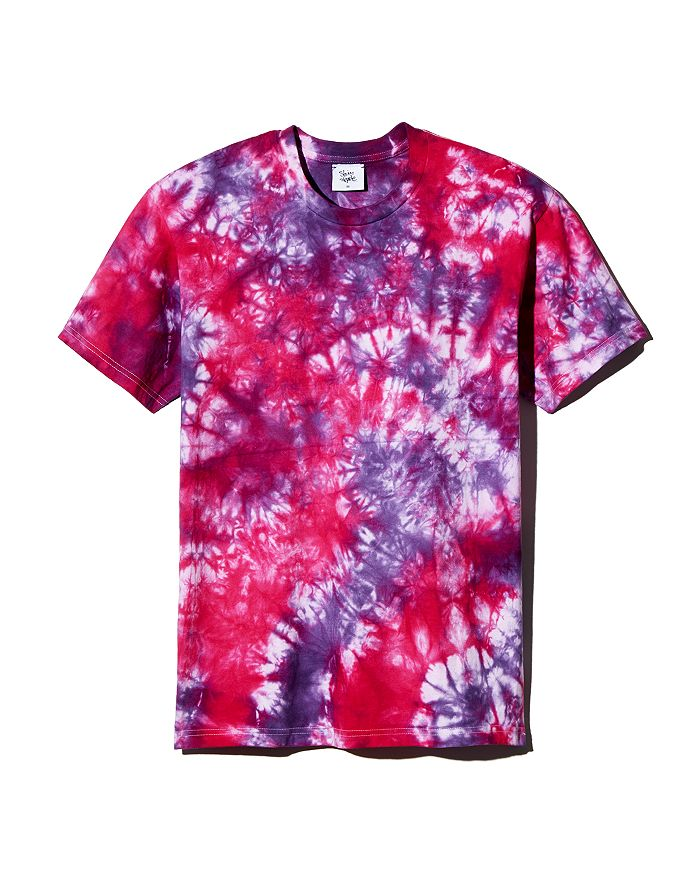 Stain Shade - Tie-Dyed Crewneck Tee - 100% Exclusive