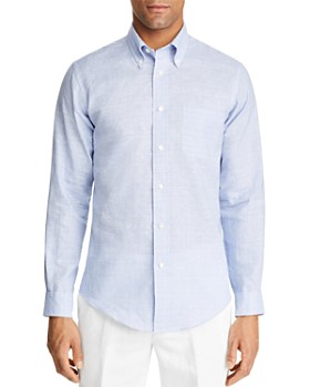 Brooks Brothers - Plaid Classic Fit Button-Down Shirt