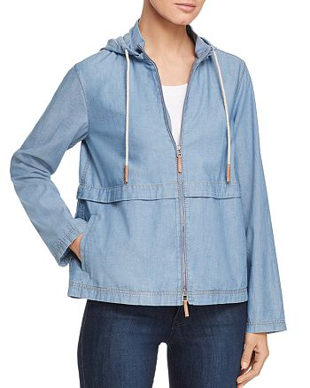 Lafayette 148 New York - Joe Chambray Jacket