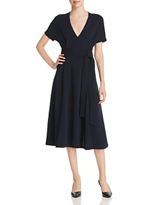 BOSS - Efiana Wrap-Front Dress