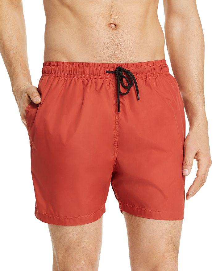 Solid & Striped - Drawstring Swim Shorts