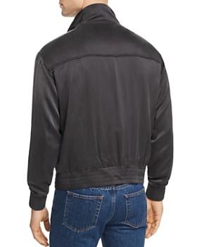 IRO - Satin Zip-Front Bubble Jacket