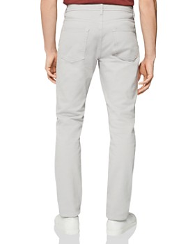 REISS - Spruce Fabric Dye Straight Fit Jeans in Ice