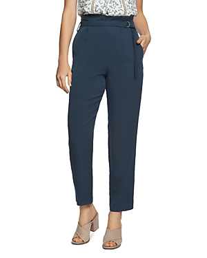 1.state Belted Paperbag-Waist Pants