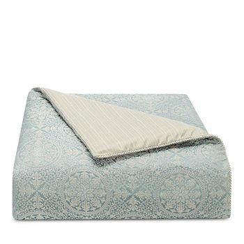 Waterford - Daphne 4-Piece Reversible Comforter Set, Queen