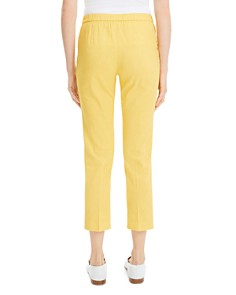 Theory - Cropped Pull-On Pants