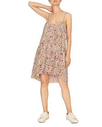 Sanctuary - Spring Ahead Floral-Print Trapeze Dress