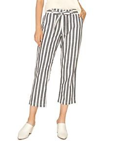 Sanctuary - Sasha Striped Crop Pants